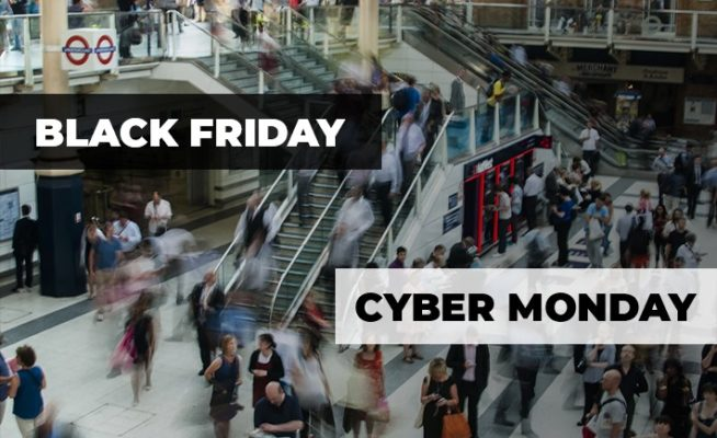 Cyber Monday and Black Friday Deals